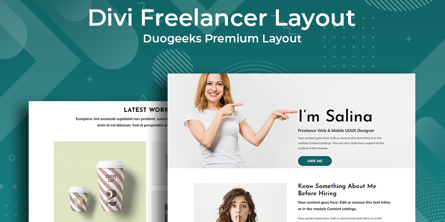 Divi Software Layout Land