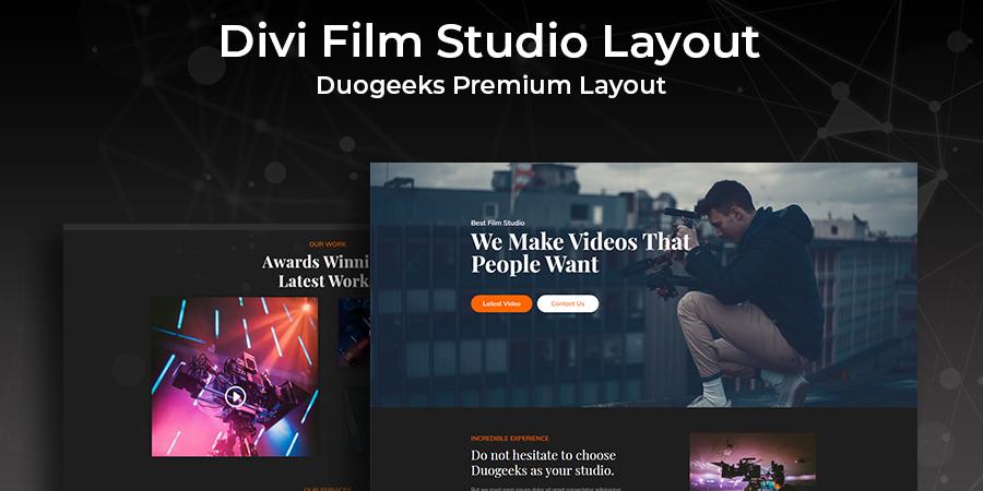 Divi Software Layout Land