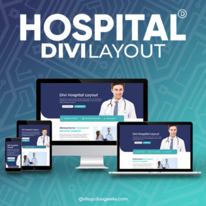 Divi Hospital Layout
